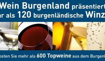 Burgenland Präsentation in Linz