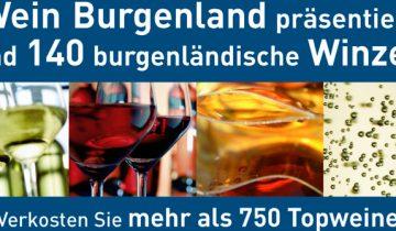 Burgenland Präsentation in Wien