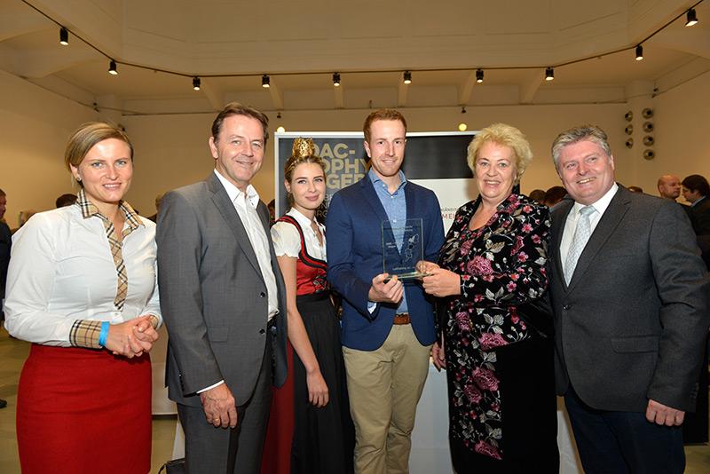 Kirchknopf DAC Trophy-Sieger 2018